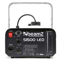 BeamZ S1500LED Smoke Machine with Lights