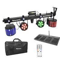 BeamZ ShowBar Party Lighting Set