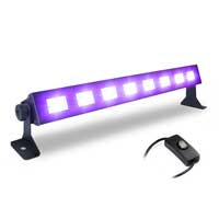 BeamZ BUV93 LED UV Light Bar