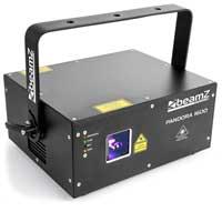 BeamZ Professional Pandora 1600 DJ Laser Light