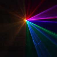 BeamZ Pandora 600 DJ Laser Light