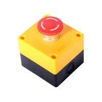 BeamZ Professional LED Laser Light Emergency Kill Switch