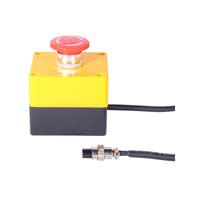 LED Laser Light Emergency Kill Switch with Cable