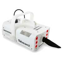 Beamz Snow900LED Snow Machine