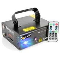 BeamZ Anthe Disco Laser Light