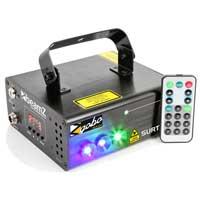 BeamZ Surtur Disco Laser Light