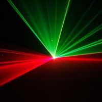 BeamZ Oberon II Red Green Yellow DMX Laser