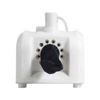 BeamZ SNOW600 Snow Machine with 500ml Concentrated Fluid & Fake Snow