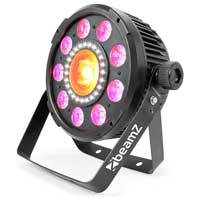 Beamz T150.743 BX96 PAR Can with COB LED & Strobe