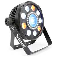 Beamz T150.740 BX94 PAR Can with COB LED & Strobe