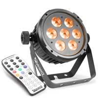 BeamZ BT280 LED Flat Par Can