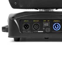 BeamZ Professional IGNITE180 Spot LED Moving Head 2 pieces in Flightcase