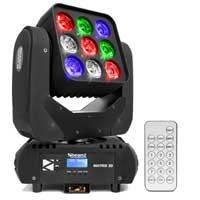 BeamZ Matrix33 LED Moving Head Light