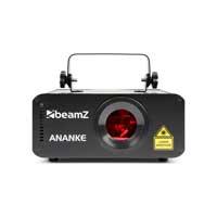 Beamz 152.798 Ananke 3D DMX RGB Laser Light 600mW