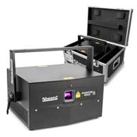 Beamz Phantom 9000 Pure Diode Laser RGB Analog