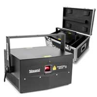 Beamz Phantom 12000 Pure Diode Laser RGB Analog