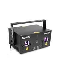 Beamz Phantom Twin 3500 Pure Diode Laser RGB Analog