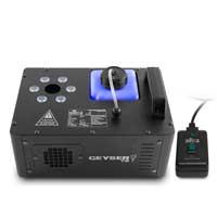 Chauvet DJ Geyser T6 Vertical Fog Smoke Machine, RGB LEDs & Remote
