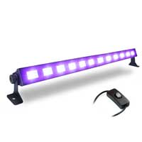 BeamZ BUV123 LED UV Light Bar