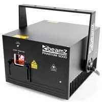 BeamZ Professional Phantom 5000 DJ Laser Light