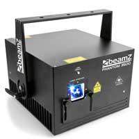 BeamZ Professional Phantom 3500 DJ Laser Light