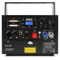 Beamz Professional Phantom 3500 Pure Diode RGB Analog DJ Laser Light