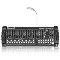 BeamZ DMX-384 DMX Lighting Controller 384 Channel