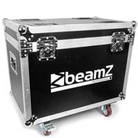 BeamZ Professional Tiger E 7R Spot Movinghead 2 pieces in Flightcase