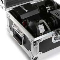 BeamZ Pocketscan LED Set of 2 in flightcase