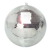 "FX Lab G007B 12"" Silver Mirror Ball"