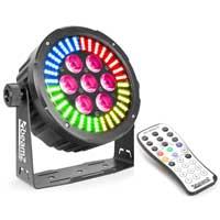 BeamZ Professional BAC502 LED Par Can