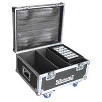Beamz Professional Lighting Flight Case