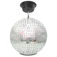 Glitter Mirror Ball 20cm with Motor