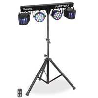 BeamZ LED Partybar2 Lighting Bar Set