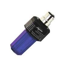 Eurolite 52200754 Blue Strobe Light Bulb with B-22 Base