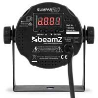 BeamZ Professional SlimPar30 LED Par Can Pair
