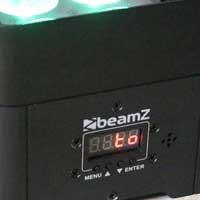 BeamZ TP46 Truss Par Cans, Set of 4