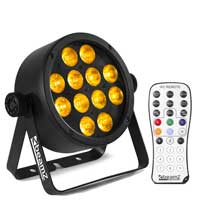 Beamz Professional BAC306 LED Par Can Light