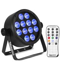 Beamz Professional BAC304 LED Par Light