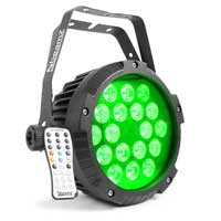 BeamZ Professional BWA418 Aluminum IP65 LED PAR Light
