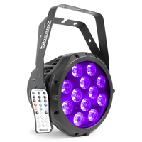 BeamZ Professional BWA412 Aluminium IP65 LED PAR Light
