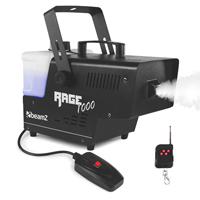 BeamZ Rage1000 Smoke Machine + Wireless Controller