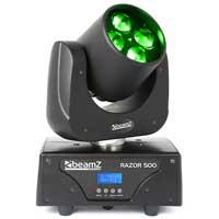 BeamZ Professional Razor500 LED Moving Head Light