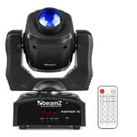 BeamZ Panther70 LED Moving Head Light
