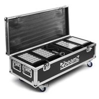 BeamZ Professional FL4 Light Flight Case, Star-Color 240/360