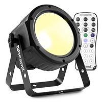 BeamZ COB30WW LED Flat PAR Can Light