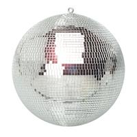 BeamZ MB30 Silver Glitter Mirror Ball, 30cm