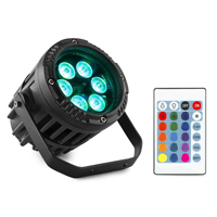 BeamZ BWA63 LED PAR Light