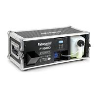 BeamZ F1600 Pro DMX Haze Machine in Flightcase