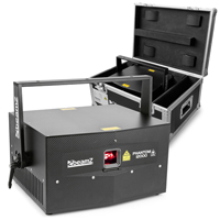 BeamZ Professional Phantom 12000 DJ Laser Light